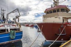 Lerwick, Reino Unido, Harbor1 Foto de Stock