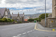 Lerwick, Shetland, Σκωτία Στοκ φωτογραφίες με δικαίωμα ελεύθερης χρήσης