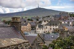 Lerwick, Shetland, Scotland4 Images stock