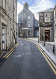 Lerwick stad, Scotland2 Arkivbilder
