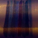 Les échantillons brillants de couleur conçoivent Scintillement métallique dispersé sur le fond vibrant Conception texturisée de t images stock