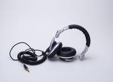 Les écouteurs Photos libres de droits