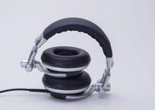 Les écouteurs Photographie stock libre de droits