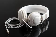 Les écouteurs de vintage Image stock