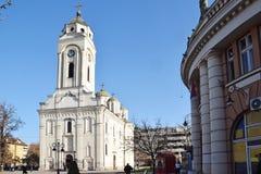Les églises orthodoxes dans Smederevo Image stock