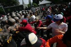 Les émeutes Photos libres de droits