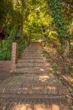 Les étapes de Greenwich Images stock