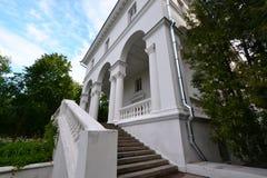 Les étapes de la maison blanche à l'ENEA Photographie stock