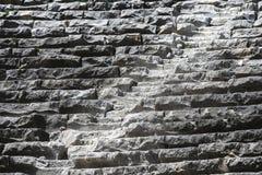Les étapes en pierre de l'amphithéâtre antique Photo stock