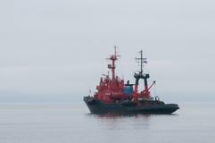 Les États-Unis Le garde côtier Image libre de droits