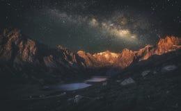 Les étoiles image libre de droits