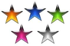 Les étoiles Photos stock