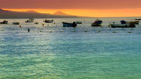 Les Îles Canaries Images stock