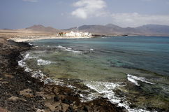 LES ÎLES CANARIES FUERTEVENTURA DE L'EUROPE photos stock