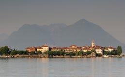 Les îles de Borromee, Italie Photo stock