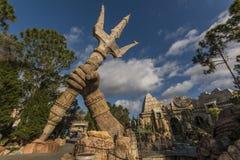 Les îles de l'universel de l'aventure - Orlando/FL - les Etats-Unis photographie stock