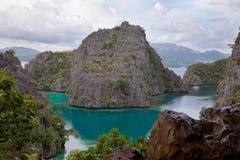 Les îles philippines Photo libre de droits