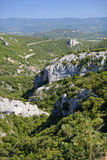Les Ущелье de Ла Nesque Стоковое фото RF