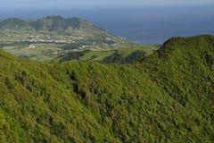 Les Açores Photo libre de droits