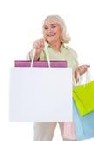 Les achats sont mon passe-temps ! Image libre de droits