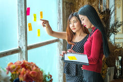 Les affaires Team Corporate Marketing Working Concept image libre de droits