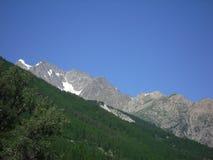 Les Agneaux, Hautes-Alpes France photographie stock libre de droits