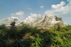 Les Alpes Photo libre de droits