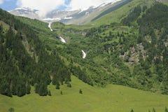 Les Alpes 2 Image libre de droits