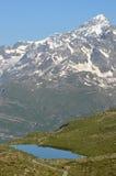 Les Alpes Images libres de droits