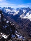 Les Alpes Immagine Stock Libera da Diritti