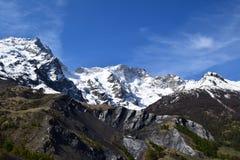 Les 2 alpes стоковое изображение rf