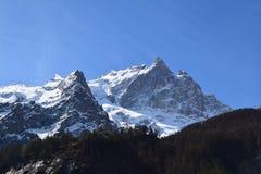 Les 2 alpes стоковые фотографии rf