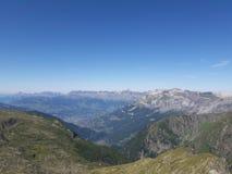 Les Alpes Obrazy Royalty Free