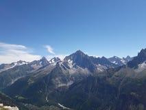 Les Alpes Obrazy Stock
