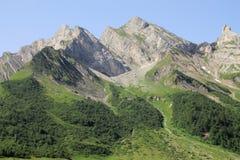 Les Alpes dans les Frances Photos libres de droits