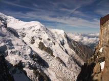 Les Alpes français Photo stock