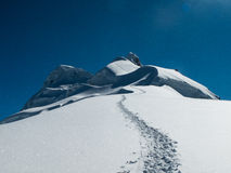 Les Andes péruviens #2 photos stock