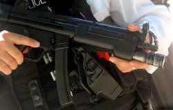 Les Anglais ont armé le policier London England Images stock