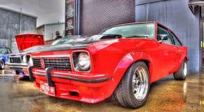 Les années 1970 australiennes classiques Holden Torana Images stock