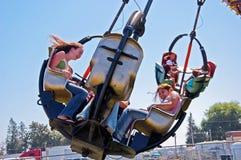 Les années de l'adolescence apprécient le carnaval chez Washin du nord-ouest Photo stock