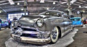 Les années 1950 faites sur commande Ford Tudor Photo stock