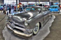 Les années 1950 faites sur commande Ford Tudor Images libres de droits