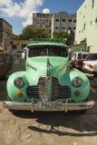 Les années 1940 La Havane de Buick Photographie stock libre de droits