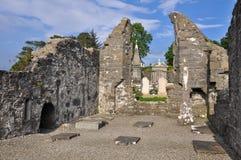 Les annuaires des quatre maîtres, le Donegal (Irlande) image stock