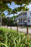 Les Antilles, les Caraïbe, Antigua, chantier de construction navale du Nelson, House d'amiral et musée de chantier de constructio Photographie stock libre de droits