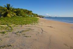 Les Antilles, les Caraïbe, Antigua, la plage de Turner Photos stock