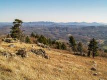 Les Appalaches en Virginie du sud photographie stock