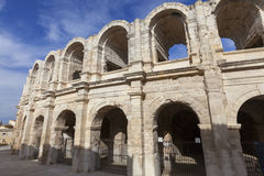 Les Arenes Royalty Free Stock Photo