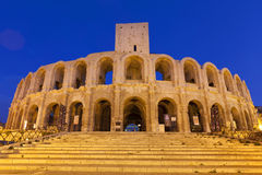 Les Arenes Stock Image