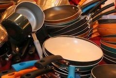 Les articles de cuisinier pour la partie image libre de droits